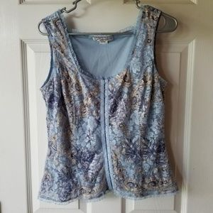 Dress Barn Coset Style Floral Summer Casual Sexy